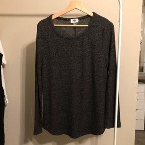 Old Navy Dark Gray Sweatshirt